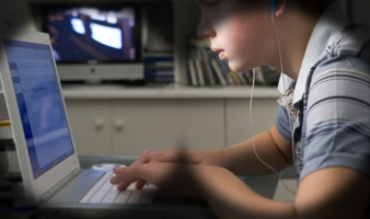 Your child and online bullying